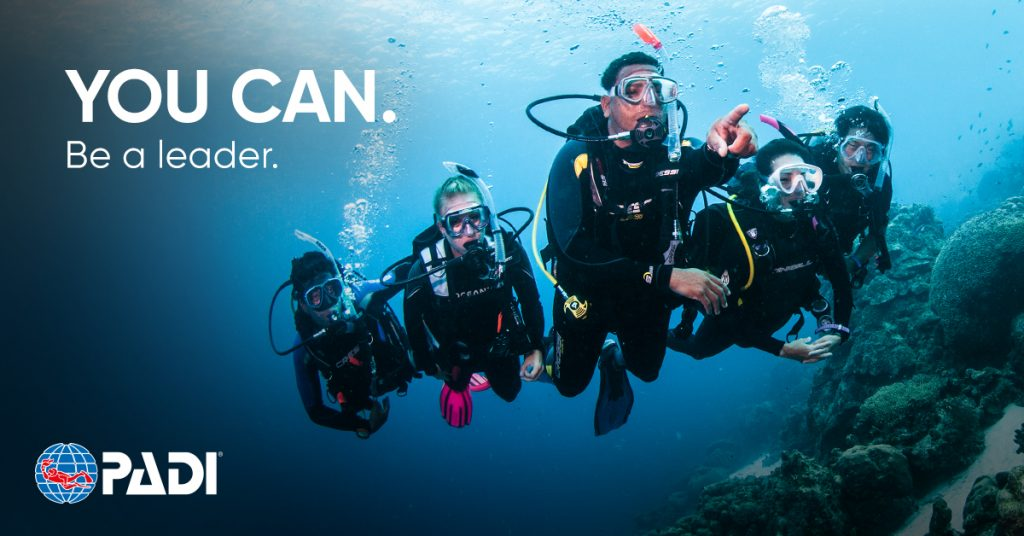 PADI Divemaster Course in Cebu