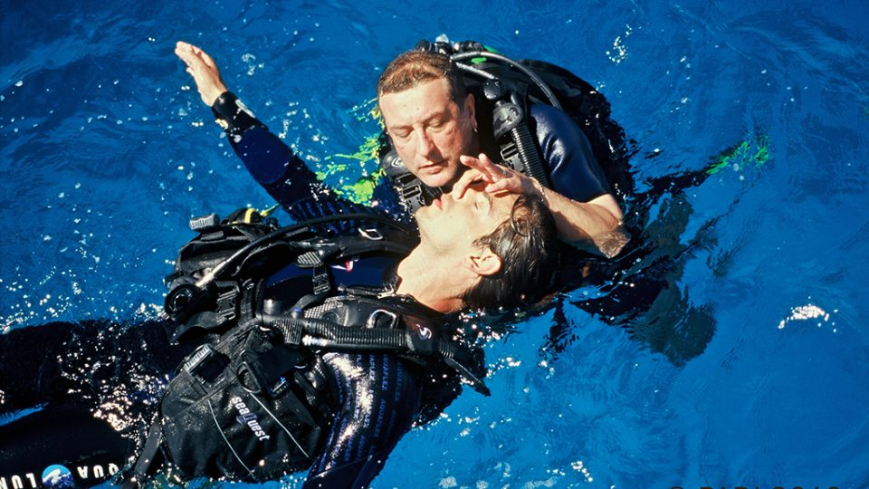 PADI Rescue Diver Course in Cebu