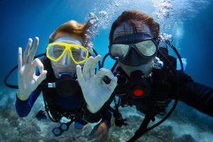PADI Scuba Diver Course Cebu